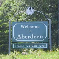 Aberdeen WA, Washington