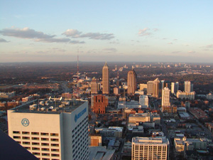 Midtown Atlanta, Georgia
