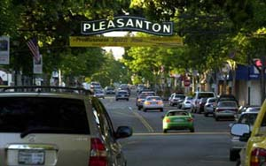 Pleasanton, California